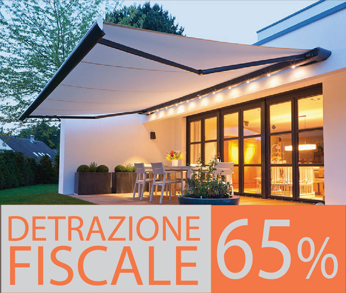 Tende da sole promo estate 2017 atmosfere d 39 arredo for Detrazione arredi 2017